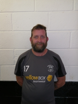 Rob Hooper - Asst Goalkeeper Coach